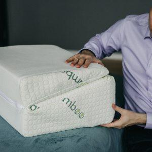 Складные клиновидные подушки